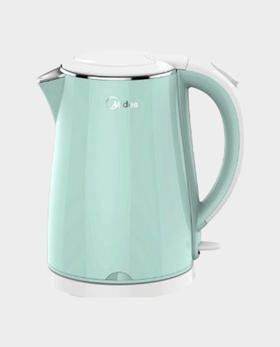 Midea MK-HJ1705G 1.7L Electric Jug Kettle Green in Qatar