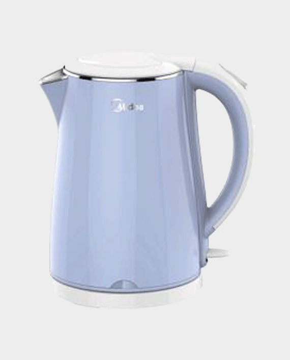 Midea MK-HJ1705B 1.7L Electric Jug Kettle Blue in Qatar