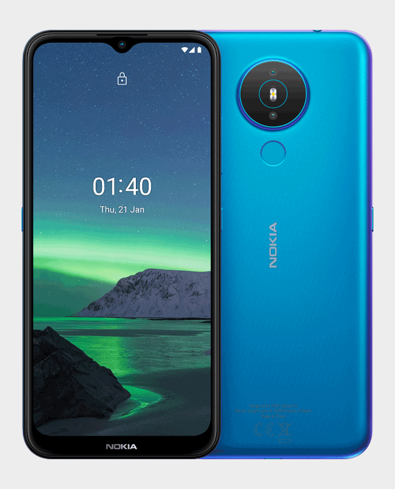 Nokia 1.4 DS 2GB 32GB Blue in Qatar