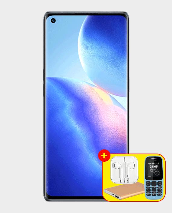 Oppo Reno 5 Pro 5G 12GB 256GB Galactic Silver in Qatar
