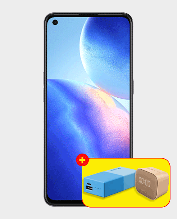 Oppo Reno 5 5G 8GB 128GB Starry Black in Qatar
