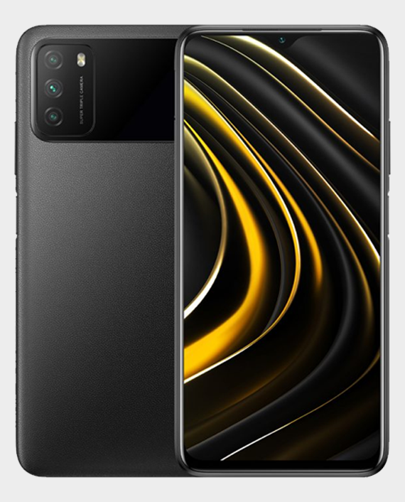 Xiaomi Poco M3 4GB 128GB in Qatar