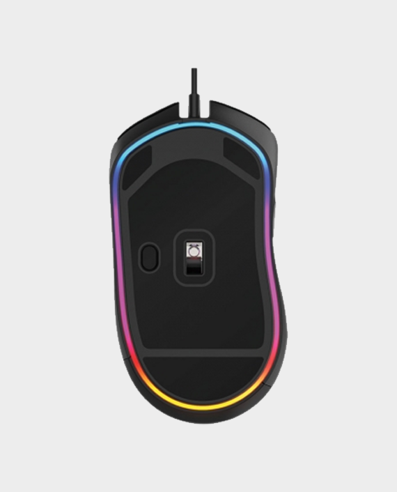 Porodo Gaming RGB Mouse 10000DPI (PDX310-BK)