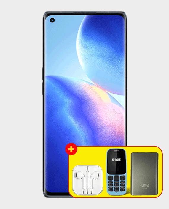 Oppo Reno 5 Pro 5G 12GB 256GB Starlight Black