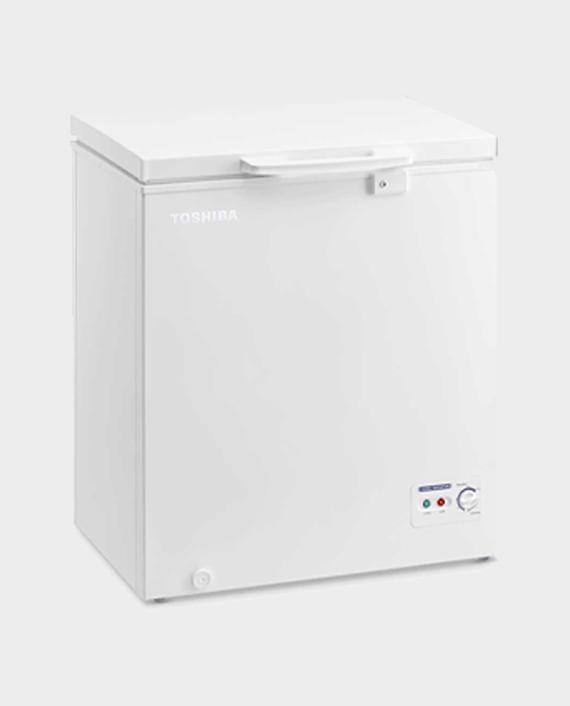 Toshiba CR-A142U Chest Freezer 142Ltr in Qatar
