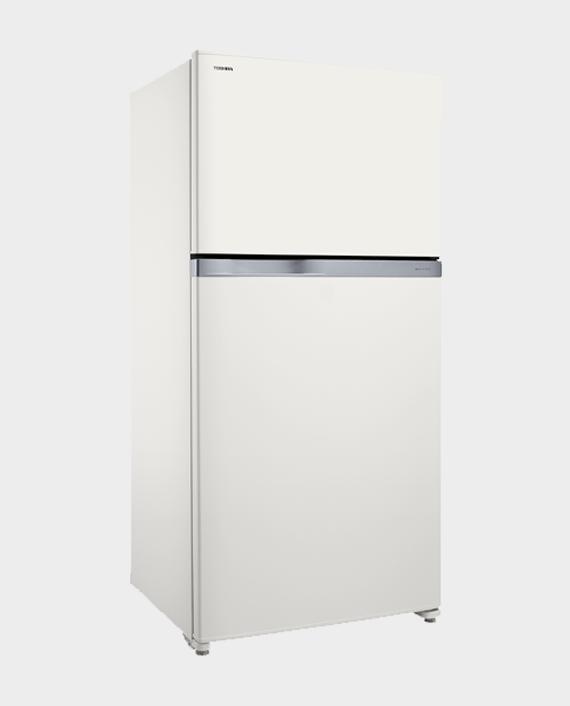 Toshiba GR-A820U Double Door Refrigerator in Qatar
