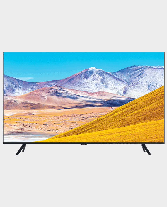 "Samsung 50"" TU8000 UHD 4K Flat Smart TV 2020 in Qatar"