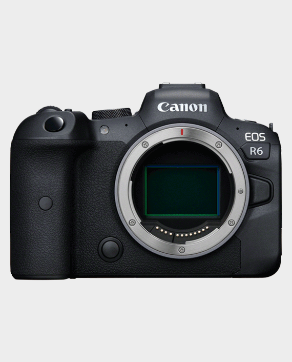 Canon EOS R6 Mirrorless Camera Body in Qatar