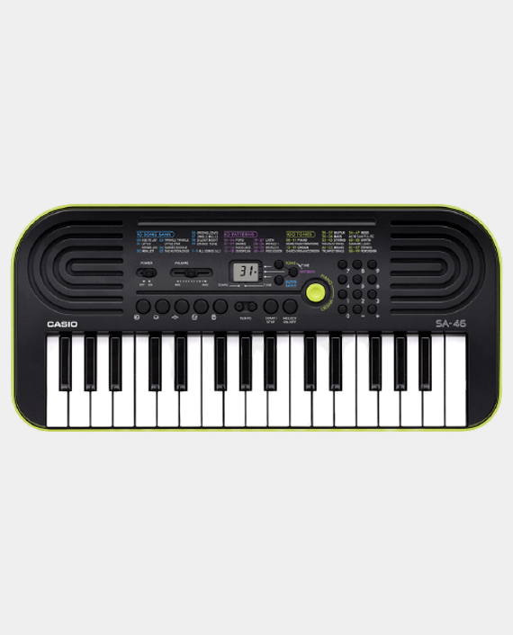 Casio SA 46AH2 Keyboard Mini