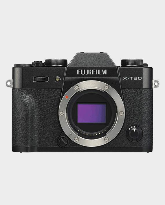 Fujifilm X-T30 Mirrorless Digital Camera (Body Only) in Qatar