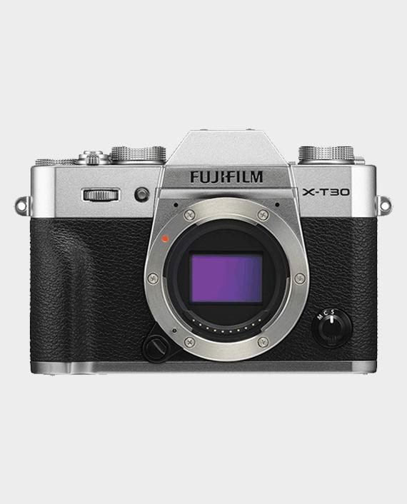Fujifilm X-T30 Mirrorless Digital Camera (Body Only) Silver in Qatar