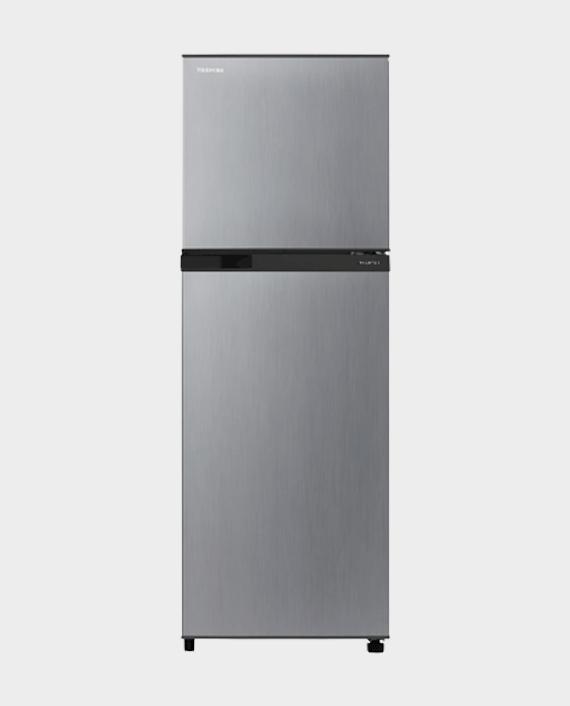 Toshiba GR-A29US(S) Double Door Refrigerator 250 Ltr in Qatar