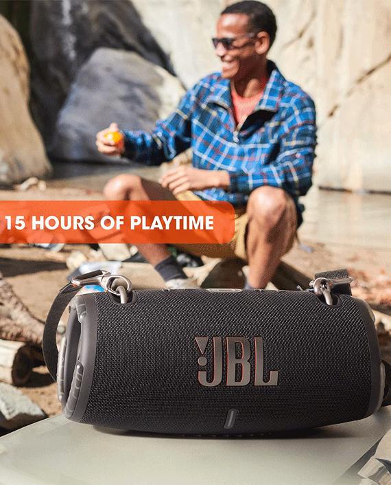 JBL Xtreme 3 Portable Wireless Speaker Grey