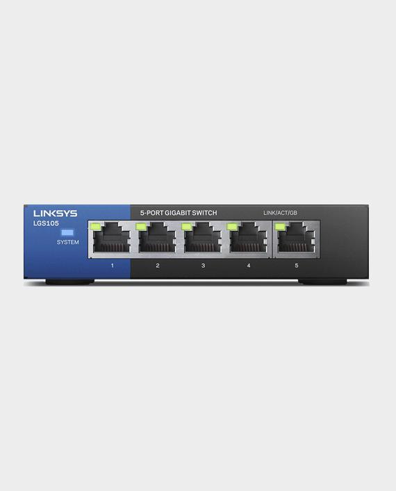 Linksys LGS105 5-Port Ethernet Switch in Qatar