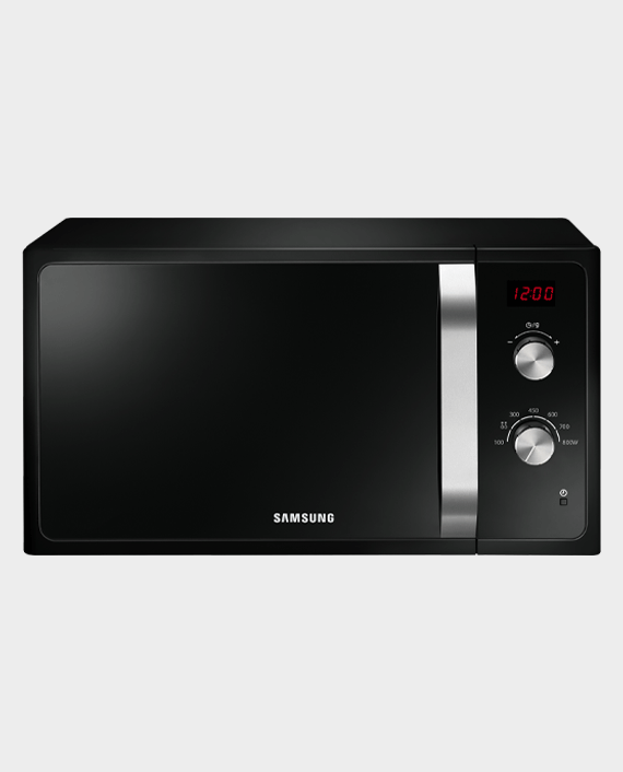 Samsung MS23F300EEK Microwave with Dual Dial in Qatar