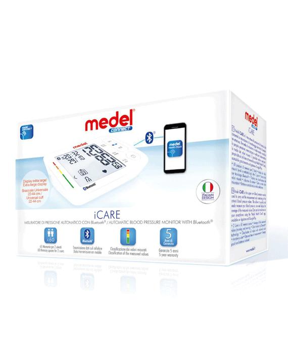Medel iCare 95164 Upper Arm Blood Pressure Monitor