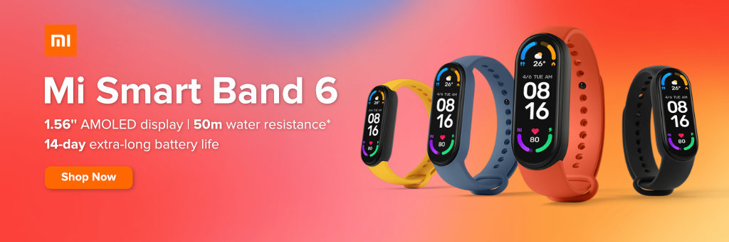 Mi Band 6 Price In Qatar