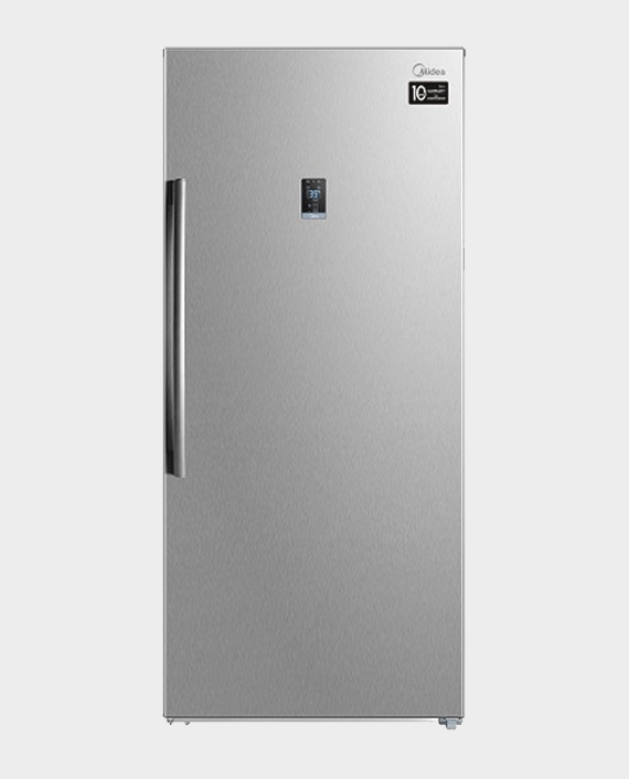 Midea HS-507FWE(SS) 507 Liters Up Right Freezer in Qatar