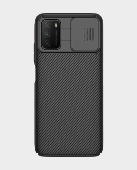 Nillkin CamShield Back Case for Xiaomi Poco M3 in Qatar