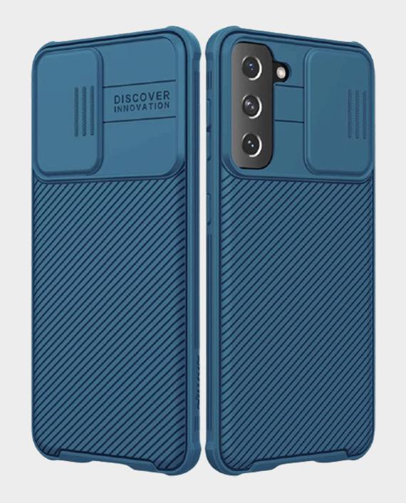 Nillkin Camshield Samsung Galaxy S21 Plus Back Case Blue in Qatar