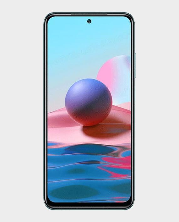 Xiaomi Redmi Note 10 4GB 128GB Lake Green in Qatar