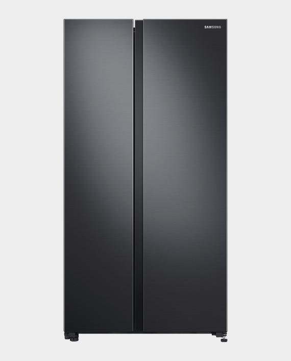 Samsung RS62R5001B4 SG Side by Side Refrigerator 680L