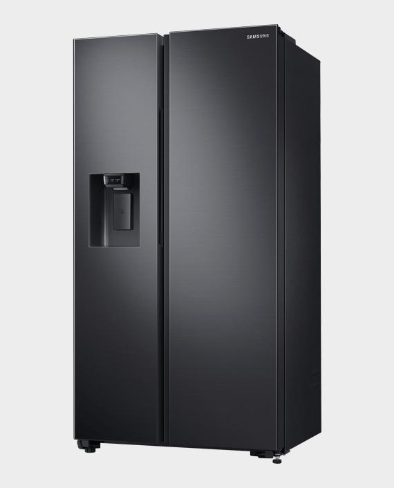 Samsung RS64R5331B4/SG Side by Side Refrigerator 617L in Qatar