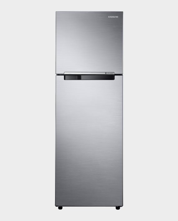 Samsung RT32K3002S8SG Top Mount Freezer with Digital Inverter Technology, 255 L Silver