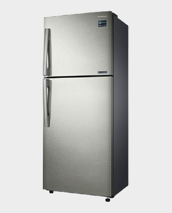 Samsung RT39K5110SP/SG Top Mount Freezer with Twin Cooling 302L in Qatar