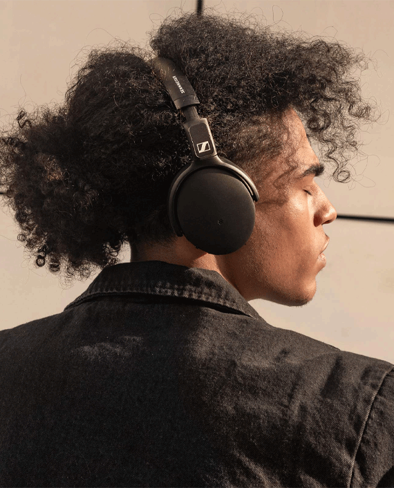 Sennheiser HD 350BT Wireless foldable Headphones