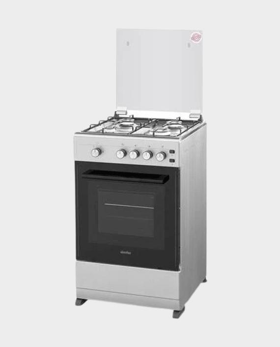 Simfer 5055SG 50x55 4Burner Cooking Range in Qatar