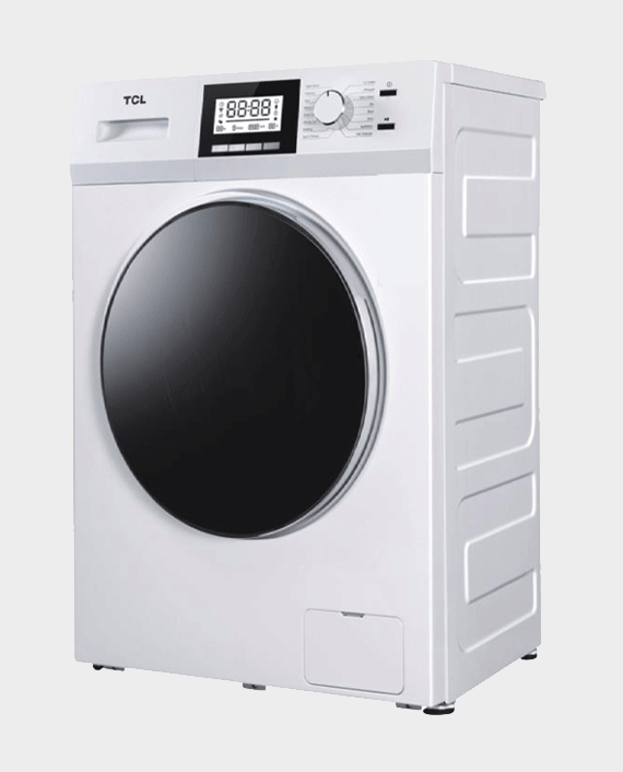 TCL TM-WD80-50W 8/5Kg Front Load Washer & Dryer in Qatar