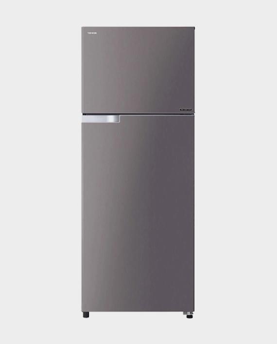 Toshiba GR-A565UBZ(LS) Double Door Refrigerator 565 Ltr in Qatar