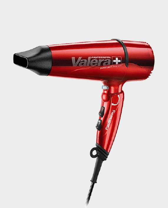 Valera Swiss Light 5400 Fold Away Professional Hairdryer in Qatar