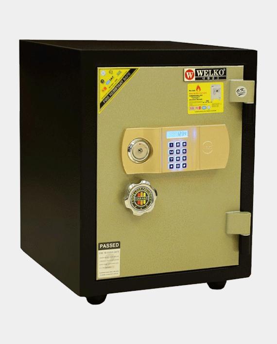 Welko C50 Safety Box in Qatar