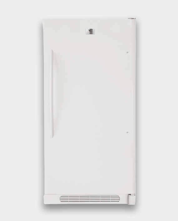 White Westinghouse MRA21V7QW Upright Fridge in Qatar