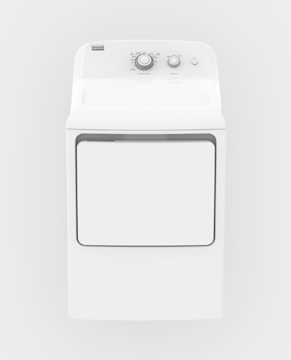 White Westinghouse WDR625WM 10Kg Heavy Duty Dryer in Qatar