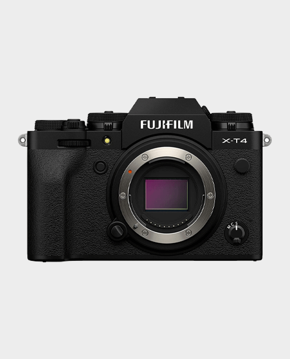 Fujifilm X-T4 Mirrorless Digital Camera (Body Only) in Qatar