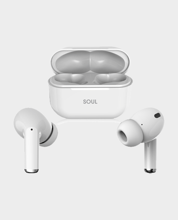 X.cell Soul 4pro Wireless Hi-fi Stereo Earpods White in Qatar