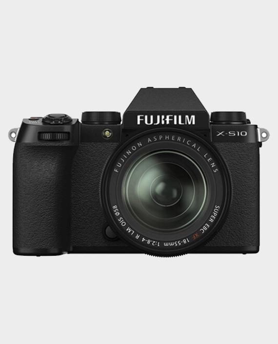 Fujifilm X-S10 Mirrorless Digital Camera with 18-55mm Lens in Qatar
