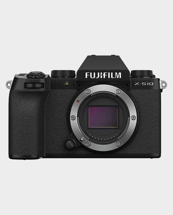 Fujifilm X-S10 Mirrorless Digital Camera (Body Only) in Qatar