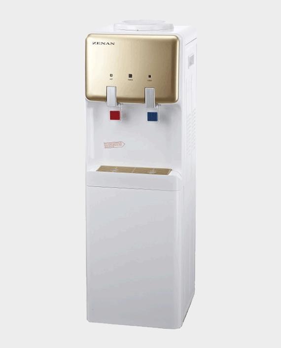 Zenan ZE-5X29R Gold Water Dispenser in Qatar