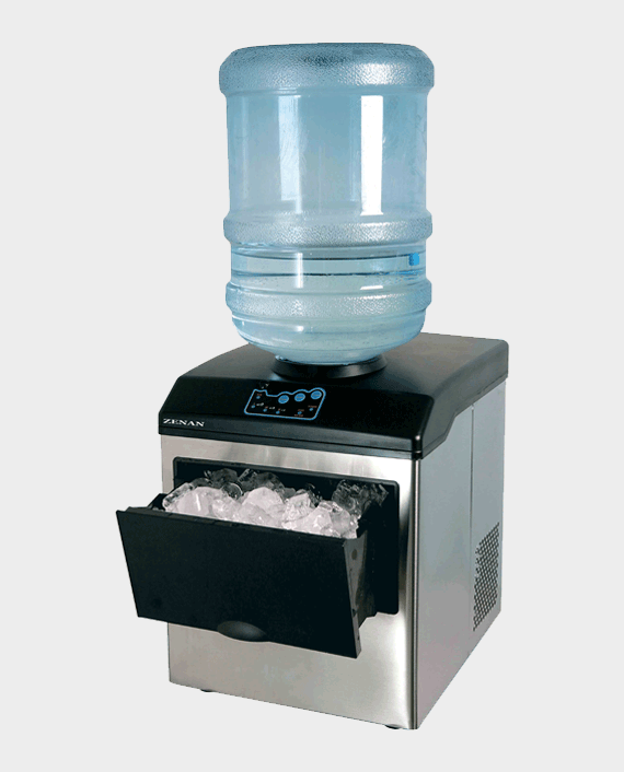 Zenan ZIM-22BF Ice Maker in Qatar
