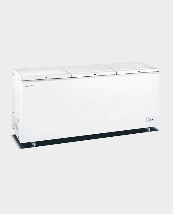 Zenan ZCF-BD1500 1500L Chest Freezer in Qatar