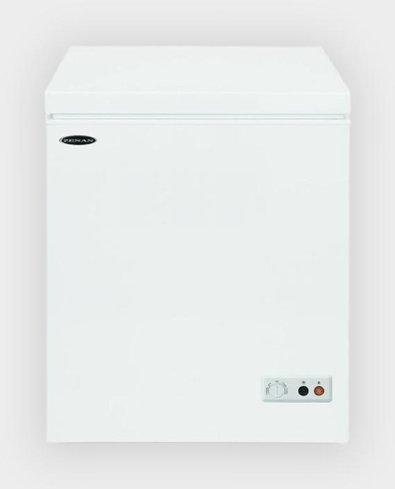 Zenan ZCF-BD160G 160L Chest Freezer in Qatar