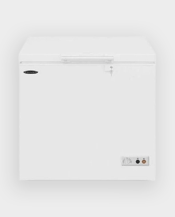 Zenan ZCF-BD252G 250L Chest Freezer in Qatar