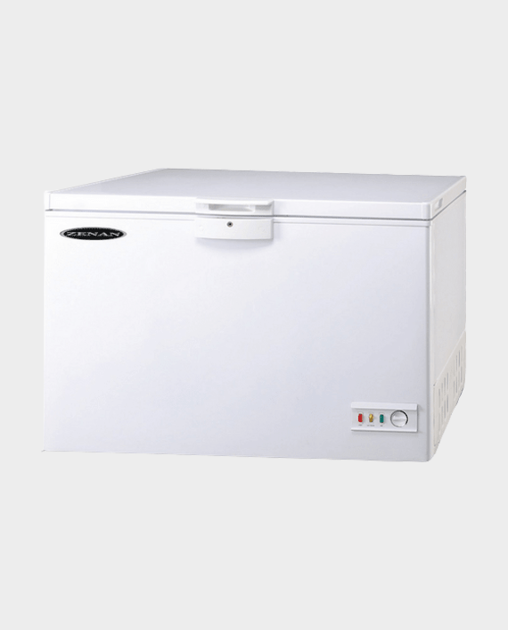 Zenan ZCF-BD436G 436L Chest Freezer in Qatar