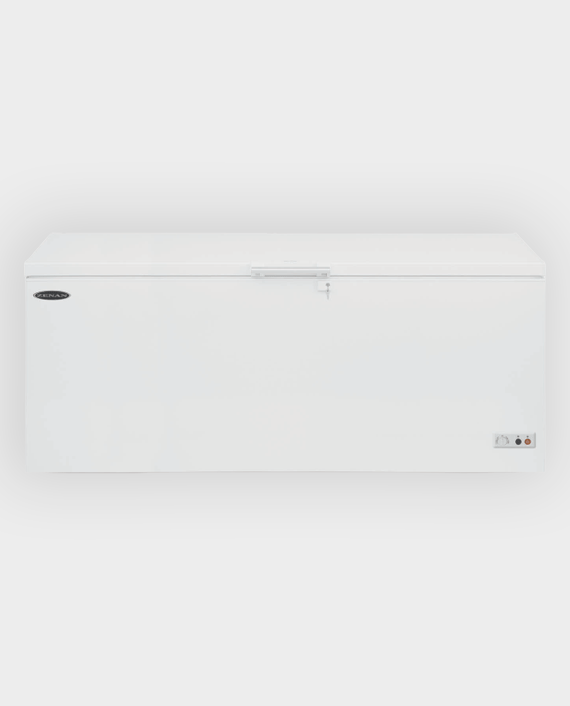 Zenan ZCF-BD600 436L Chest Freezer in Qatar