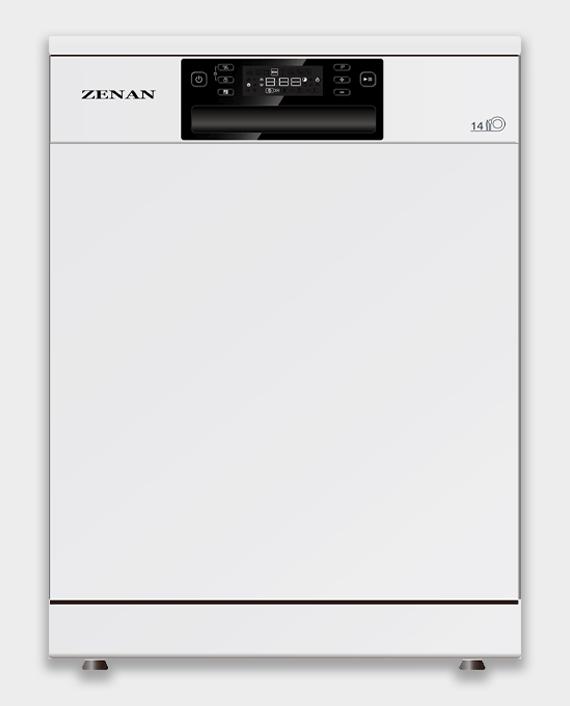 Zenan ZDW-J7623A Dishwasher in Qatar