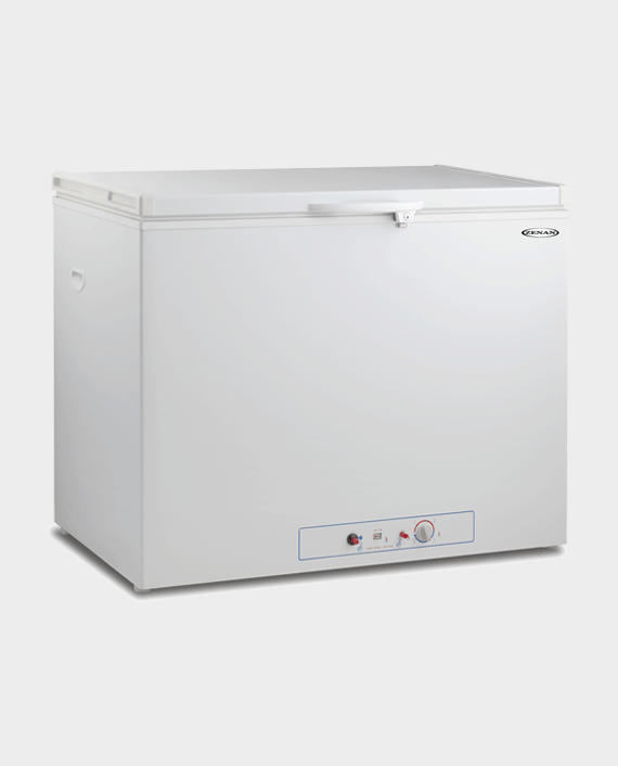 Zenan ZGF-198 191L Gas Chest Freezer in Qatar